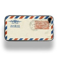 Par Avion - iPhone 4 or 4S Case