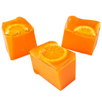 Orange Jelly Soap