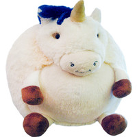 Squishable Unicorn: An Adorable Fuzzy Plush to Snurfle and Squeeze!
