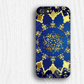 iphone 4 cases, iphone 5c cases, iphone 5s cases,iphone 5 cases,iphone 4s cases ,gold mandala printing,christmas gifts 029