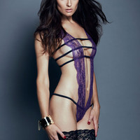 Vixen Lace Teddy