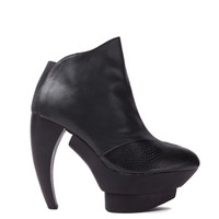 Elly Clay Ryan Double Platform Bootie