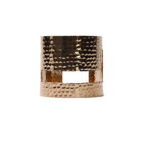 Hammered Cutout Cuff
