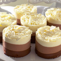 Triple Mousse Cake | Desserts & Sweets | Stonewall Kitchen - Specialty Foods, Gifts, Gift Baskets, Kitchenware and Kitchen Accessories, Tableware, Home and Garden Décor and Accessories