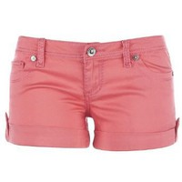 YMI Tab Side Colored Shorts