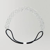 Eternity Rhinestone Headband