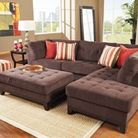Johannesburg 2 Pc Sectional