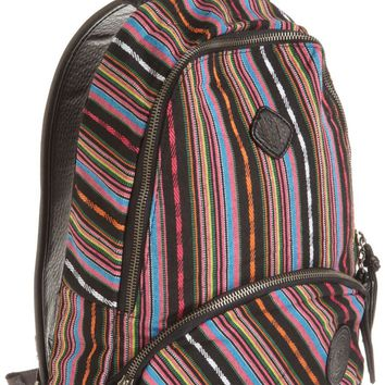 Roxy Juniors Great Outdoors Mini Backpack, Turquoise, One Size