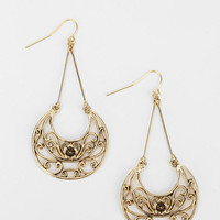 Secret Garden Drop Earring - Urban Outfitters