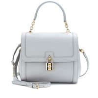 mytheresa.com -  Dolce textured leather tote  - Luxury Fashion for Women / Designer clothing, shoes, bags