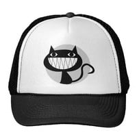 GRINNING CAT Trucker Hat