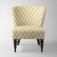 Veronica Turned Leg Chair - Prints