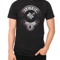 The Hunger Games: Catching Fire District 8 Seal T-Shirt | Hot Topic