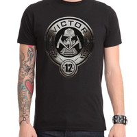 The Hunger Games: Catching Fire District 12 Seal T-Shirt | Hot Topic