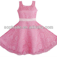 latest wholesale baby girl birthday dresses flower girl dress, View latest flower girl dress, SOP or customized Product Details from Guangzhou SOP Garments Co., Ltd. on Alibaba.com