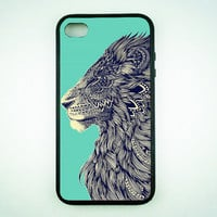 iphone 5C case,Lion,iphone 5S case,iphone 5 case,iphone 4 case,iphone 4S case,ipod 4 case,ipod 5 case,ipod case,iphone cover