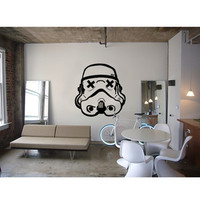 Giant 4ft x 4ft SLOTH Trooper Wall Sticker
