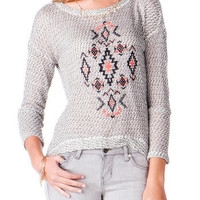 Rio Rancho Embroidered Sweater