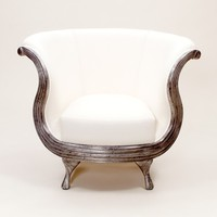 Caldrin French Chair - Armchairs - Seating