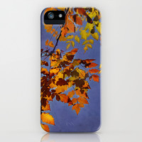Autumn dreams iPhone & iPod Case by Guido Montañés