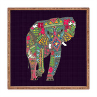 DENY Designs Home Accessories | Sharon Turner Painted Elephant Square Tray