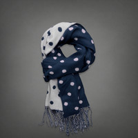 Pretty Dot Scarf