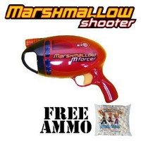 Marshmallow Mforcer - Marshmallow Shooter w/ Free Bag of Ammo