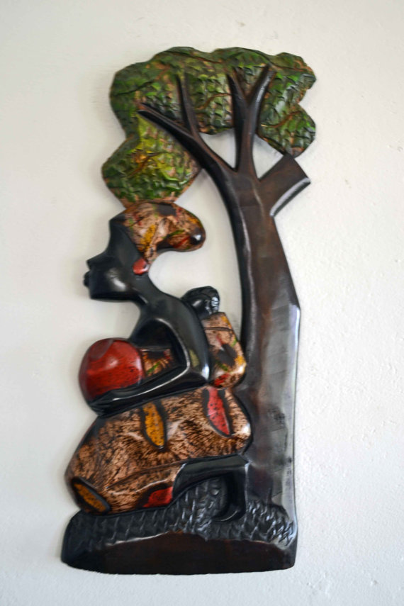 African Art Ethnic Art African American From