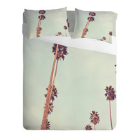 DENY Designs Home Accessories | Catherine McDonald Streets Of Los Angeles Sheet Set