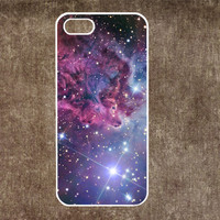 IPhone 5c case IPhone 5s case IPhone 5 case  Rubber case iphone 5 cases Space Starlight Universe iphone 5 cases