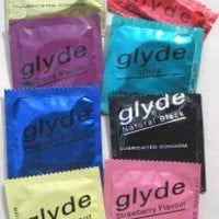 Glyde Vegan Individual Condoms :: Vegan Store.com - Pangea Vegan Products. The Best in Vegan Shopping.