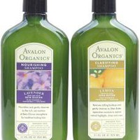 Avalon Organics Shampoos :: Vegan Store.com - Pangea Vegan Products. The Best in Vegan Shopping.