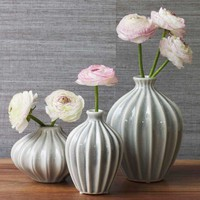 Amelie Set of 3 Deco Vases