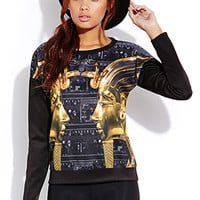 Pharaoh Chic Sweatshirt