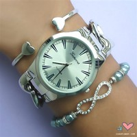 iShopCandy.com | Silverette Arm Candy Set