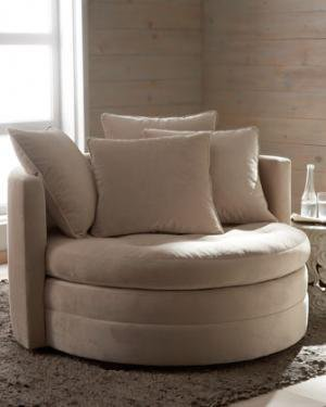 """Griffith"" Cuddle Chair - Horchow"