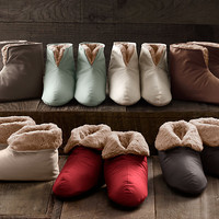 Luxury Plush Foot Duvets