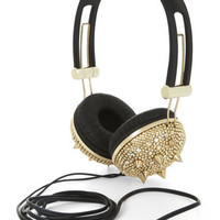 Studded Retro Headphones