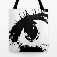 Watching You Tote Bag by Kelli Schneider