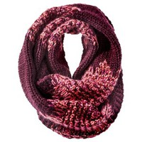Mossimo Supply Co. HandKnit Scarf - Pink/Red