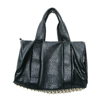 Bag with studs - Handbags - Bags - Women - Modekungen - Fashion Online | Clothing, Shoes & Accessories