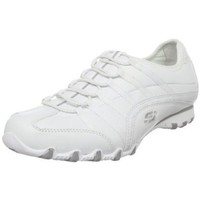 Skechers for Work Women's Bikers-Snapdragon Sneaker