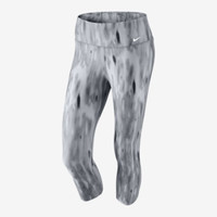 The Nike Legend 2.0 Printed Tight Fit Women's Capris.