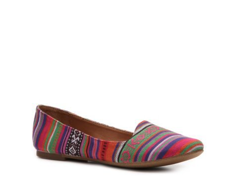 Madden Girl Hamlin Flat  Casual Women's Shoes - DSW