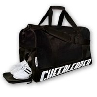 Travel Duffle Bag with Cheerleader Imprint