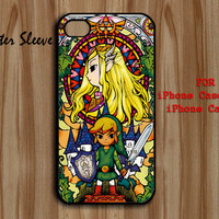 MasterSleeve The Legend of Zelda - iPhone 4/4s, 5/5c - Samsung S3 i9300, S4 i9500 - iPod 4, 5