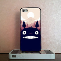 Totoro , iPhone 5S case , iPhone 5C case , iPhone 5 case , iPhone 4S case , iPhone 4 case , iPod 4 case , iPod 5 case