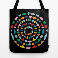 Wine O'Clock Tote Bag by Project M
