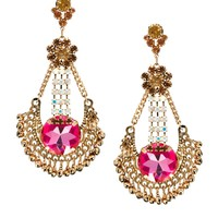 ASOS Premium Wishing Well Earrings