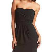Charlotte Russe - Classic Black Tube Dress